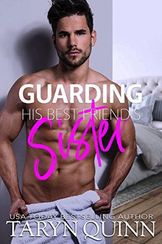 Guarding His Best Friend's Sister (Deuces Wild, #2)