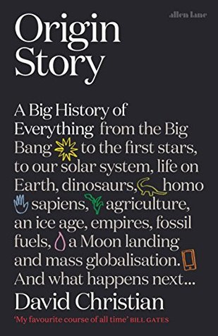 Origin story a big history of everything by david christian fandeluxe Images