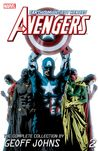 Avengers by Geoff Johns: The Complete Collection, Volume 2