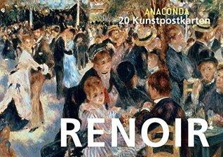 Postkartenbuch Pierre-Auguste Renoir