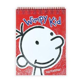 Wimpy Kid Greg Sketchbook