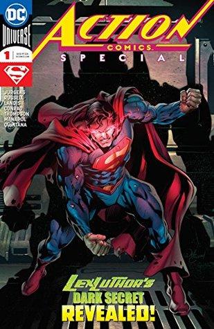 Action Comics Special, #1 (Action Comics 2016: 2018 Special #1)