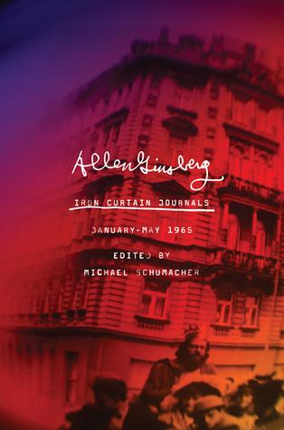 Iron Curtain Journals by Allen Ginsberg