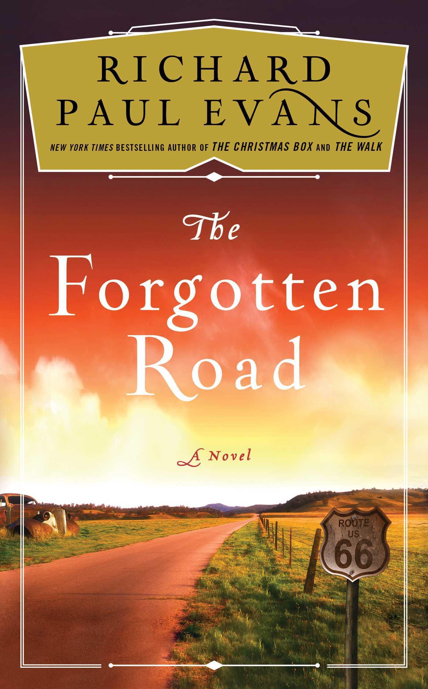 The Forgotten Road (The Broken Road, #2)