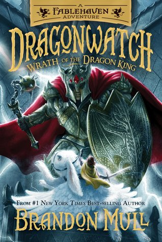 Wrath of the Dragon King (Dragonwatch, #2)