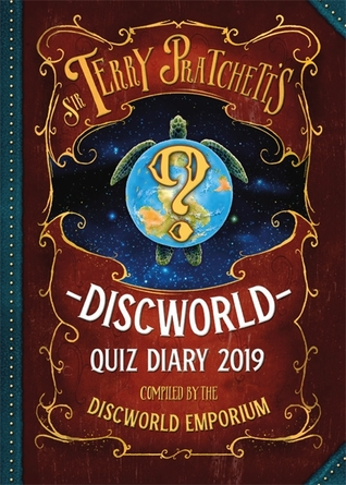 Terry Pratchett's Discworld Quiz Diary 2019