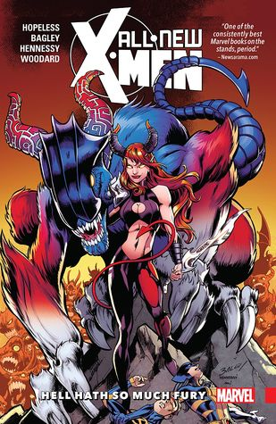 All-New X-Men: Inevitable, Volume 3: Hell Hath So Much Fury