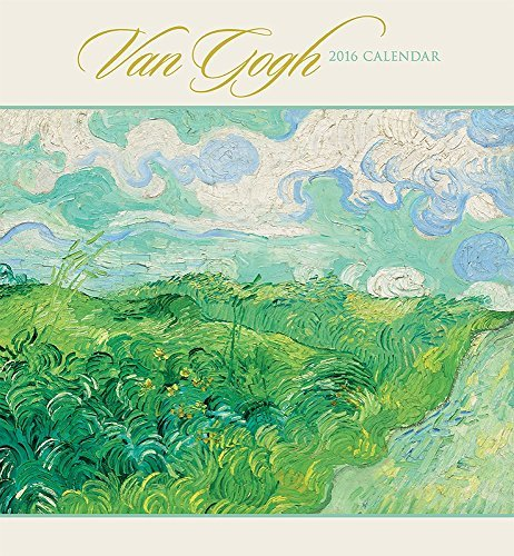 2016 Van Gogh Wall Calendar