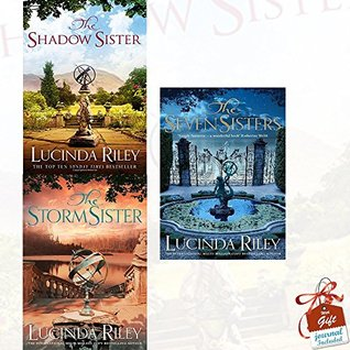 Seven Sisters Series 3 Books Bundle Collection With Gift Journal