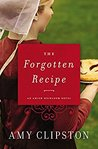 The Forgotten Recipe (Amish Heirloom #1)
