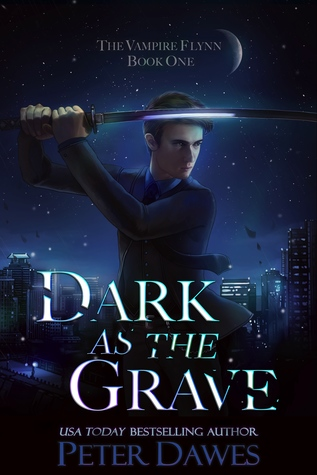 Dark as the Grave (The Vampire Flynn, #1)