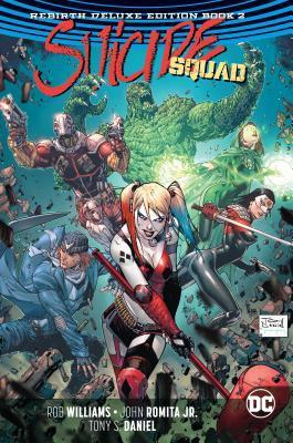 Suicide Squad: Rebirth Deluxe Edition Book 2