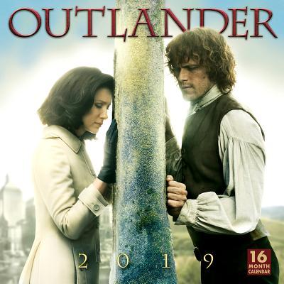 2019 Outlander 16-Month Wall Calendar: By Sellers Publishing