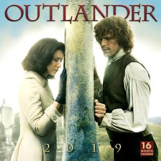 2019 Outlander 16-Month Wall Calendar: by Sellers Publishing, 12