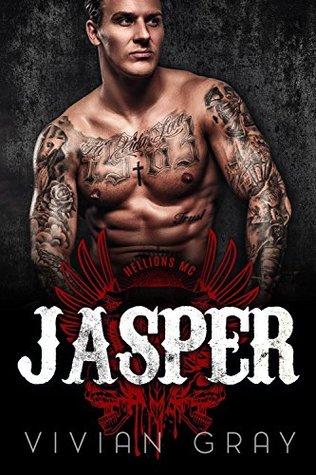 Jasper: A Bad Boy Motorcycle Club Baby Romance (Hellions MC
