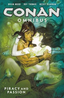 Conan Omnibus Volume 5: Piracy and Passion