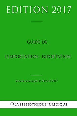 Guide de l'Importation - Exportation