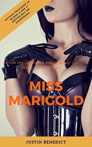 Mistress Marigold: She has a thousand chastity-belted slaveboys!