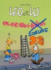 Léo et Lu, Tome 1 : On est tous frères/soeurs