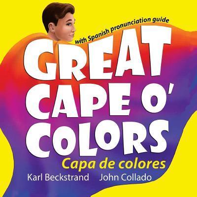 Great Cape of Colors - Capa de Colores:
