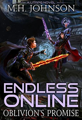 Endless Online, Book 2  - M. H. Johnson