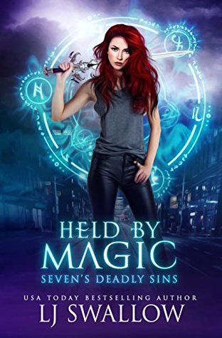 Held by Magic (The Demon's Covenant #1)