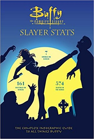 Buffy the Vampire Slayer: Slayer Stats: The Complete Infographic Guide to All Things Buffy