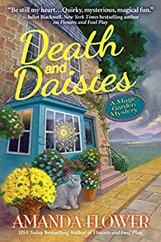Death and Daisies (A Magic Garden Mystery #2)