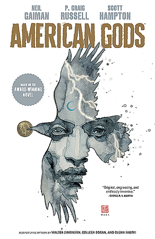 American Gods, Volume 1: Shadows