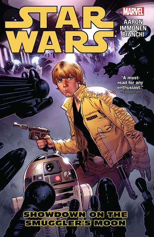 Showdown on the Smuggler's Moon (Star Wars #2)