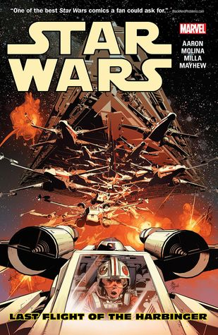 Last Flight of the Harbinger (Star Wars #4)