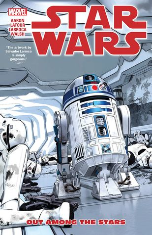 Out Among the Stars (Star Wars #6)