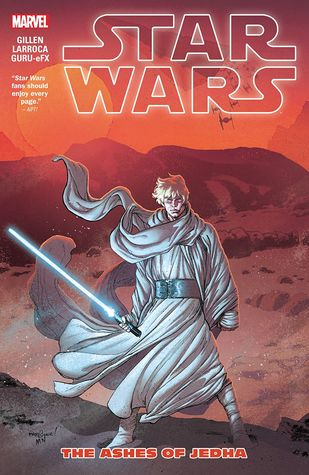 The Ashes of Jedha (Star Wars #7)
