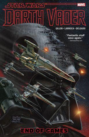 Star Wars: Darth Vader, Vol. 4: End of Games (Star Wars: Darth Vader #4)