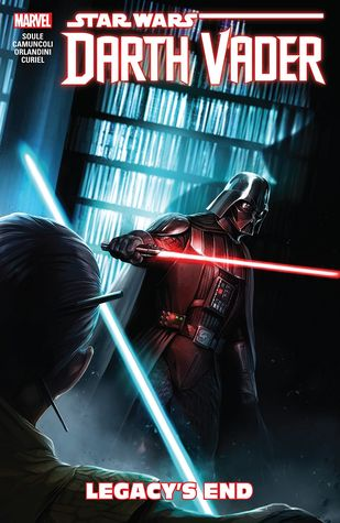 Star Wars: Darth Vader, Vol. 2: Legacy's End (Dark Lord of the Sith #2)