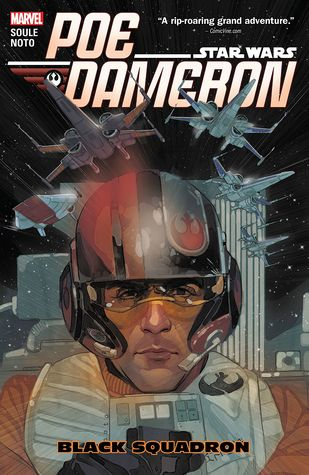 Black Squadron (Star Wars: Poe Dameron, #1)