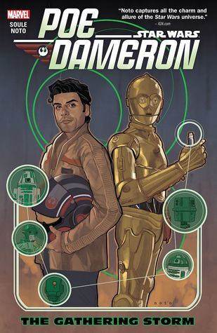 The Gathering Storm (Star Wars: Poe Dameron, #2)