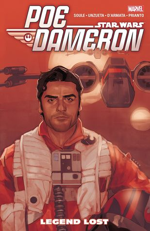 Legend Lost (Star Wars: Poe Dameron, #3)