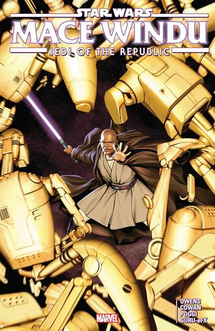 Mace Windu (Star Wars: Jedi of the Republic)