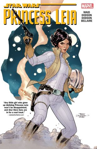 Princess Leia by Mark Waid