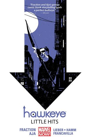 Hawkeye, Volume 2: Little Hits
