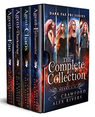 Dark Fae F.B.I. Complete Series: An Urban Fantasy Boxed Set