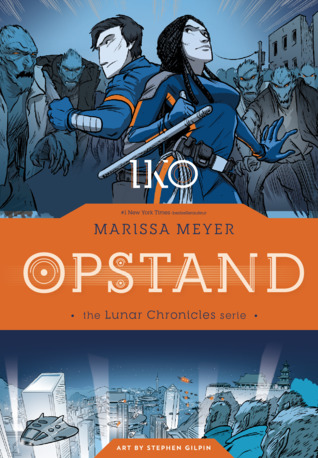 Opstand by Marissa Meyer