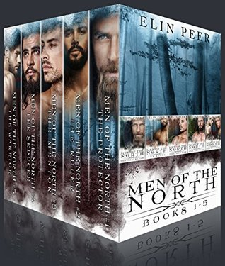 Men Of The North Box Set (Men Of The North, #1 To #5)