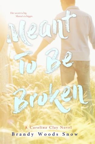 Meant To Be Broken (Carolina Clay #1)