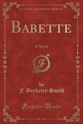 Babette: A Novel