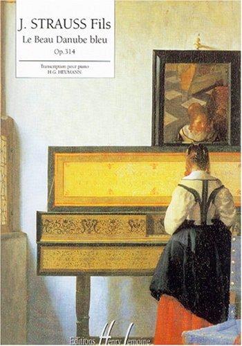 Blue Danube, The (piano)