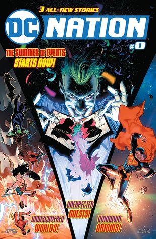 DC Nation #0: 3 all-new stories! (DC Nation 2019, #0)