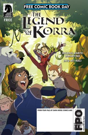 The Legend of Korra - Lost Pets (FCBD 2018)