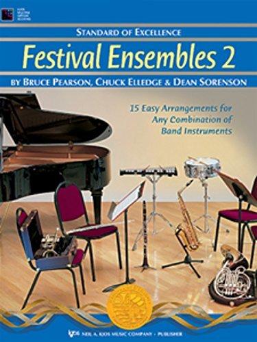W29XE - Festival Ensembles 2 - Eb Alto Saxophone/Eb Baritone Saxophone